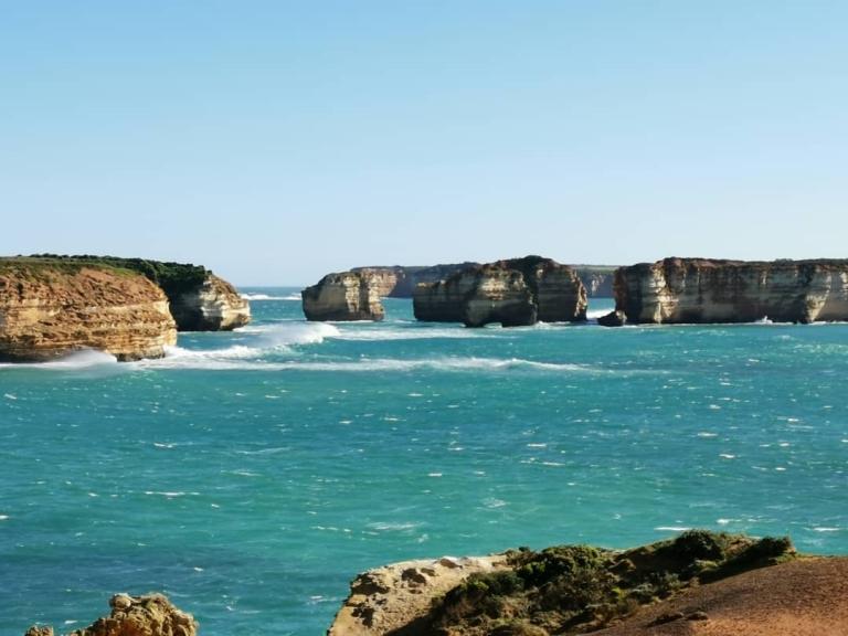 [Reisetagebuch Australien] Heute aus: Bay of Islands Coastal Park