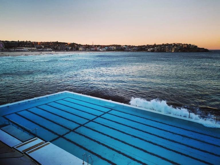 [Reisetagebuch Australien] Heute aus: Bondi Iceburg Pools