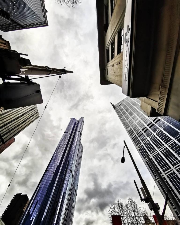 [Reisetagebuch Australien] Heute aus: Eq. Tower