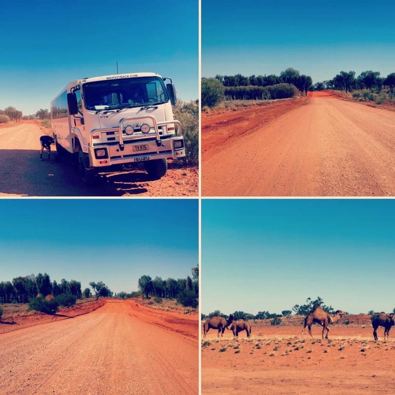 [Reisetagebuch Australien] Heute aus: Ernest Giles Road