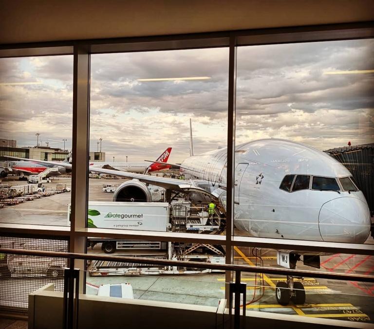 [Reisetagebuch Australien] Heute aus: Frankfurt Airport