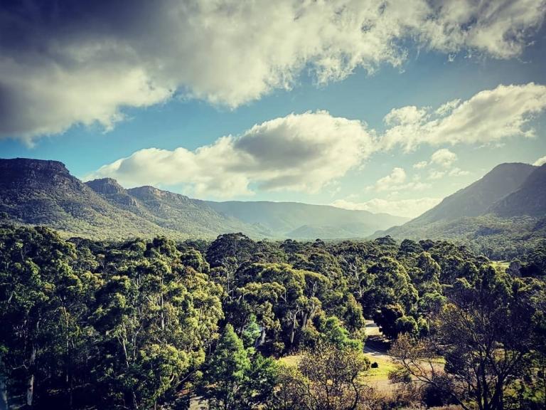 [Reisetagebuch Australien] Heute aus: Halls Gap, Victoria