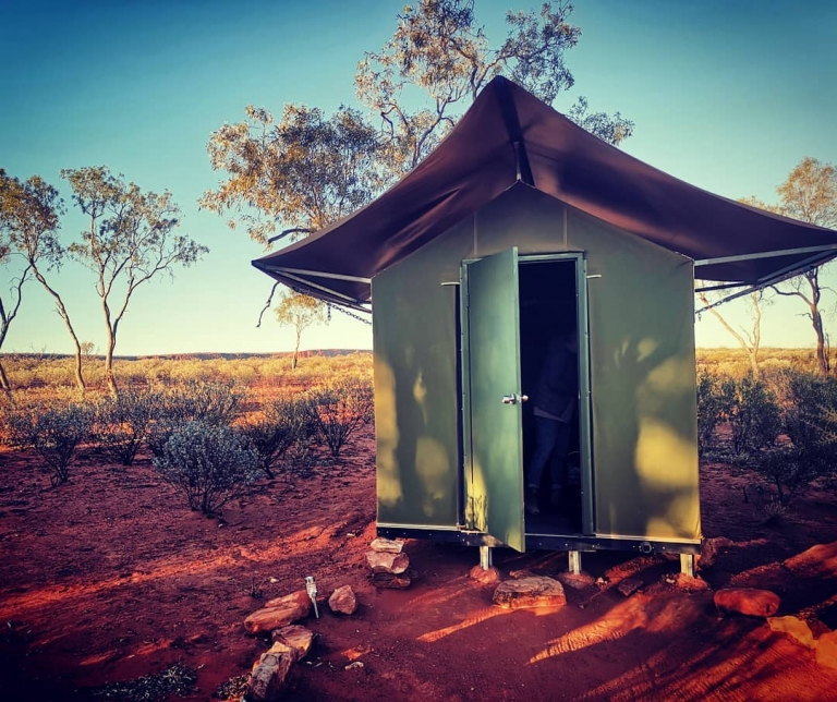 [Reisetagebuch Australien] Heute aus: Kings Creek Station