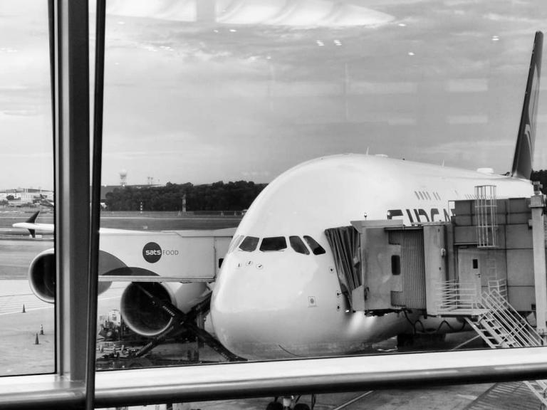 [Reisetagebuch Australien] Heute aus: Singapore Changi Airport