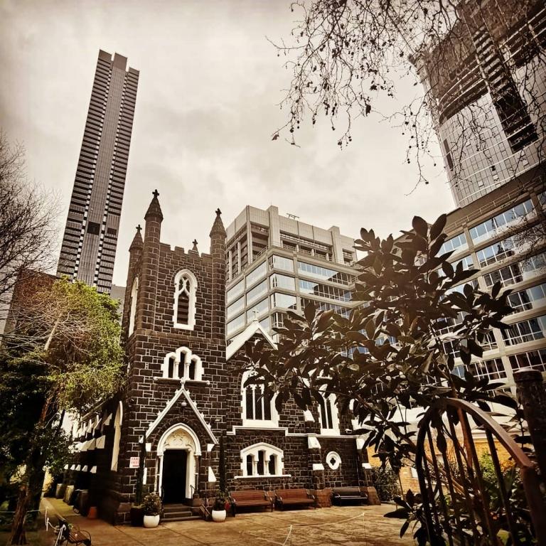 [Reisetagebuch Australien] Heute aus: St. Augustine's Church
