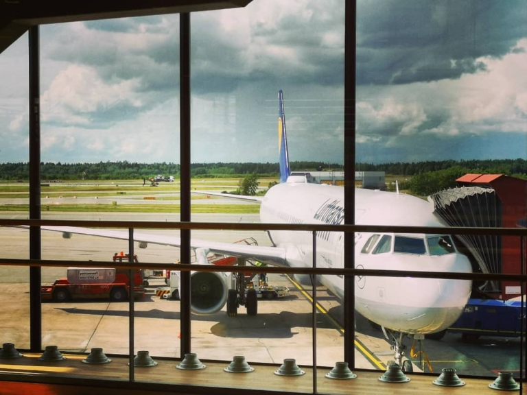 [Reisetagebuch Australien] Heute aus: Stockholm Arlanda Airport