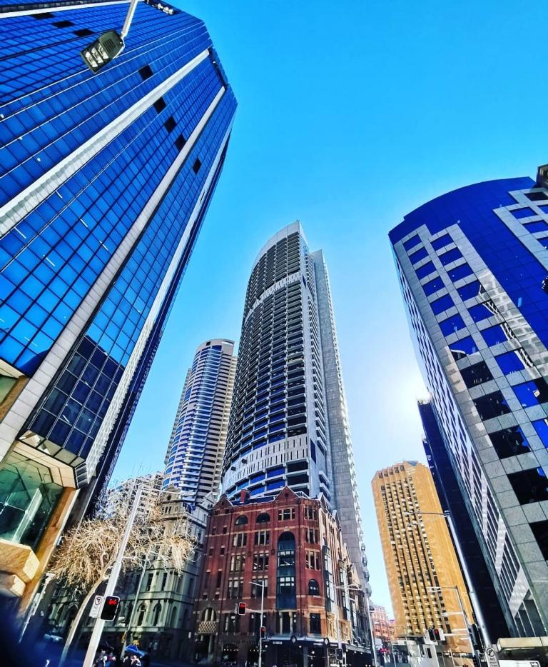 [Reisetagebuch Australien] Heute aus: Sydney, Australia