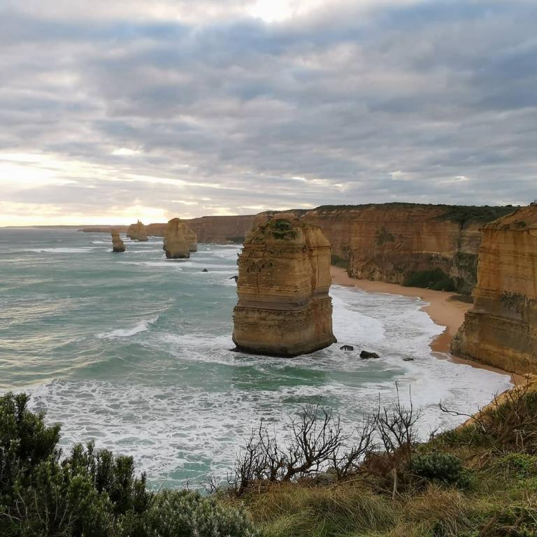 [Reisetagebuch Australien] Heute aus: The Twelve Apostles