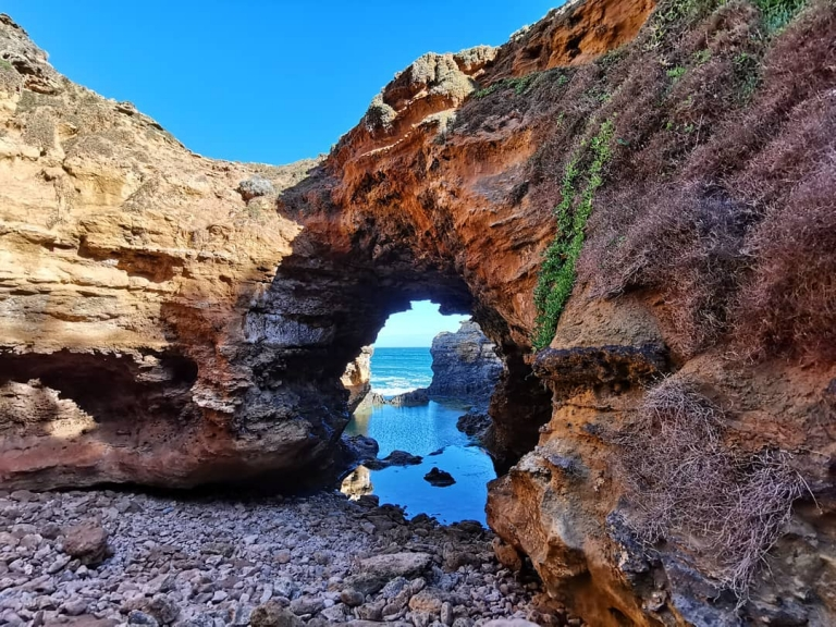 [Reisetagebuch Australien] Heute aus: The Grotto, Victoria