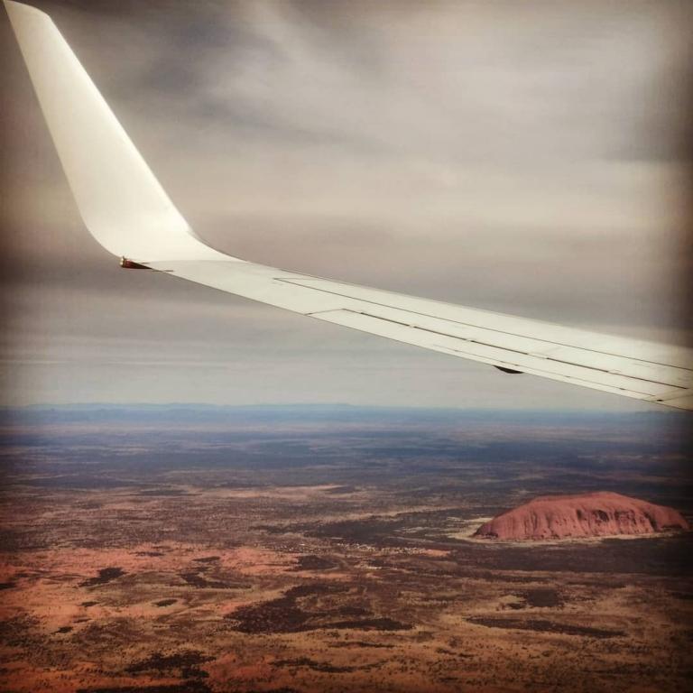 [Reisetagebuch Australien] Heute aus: Uluru
