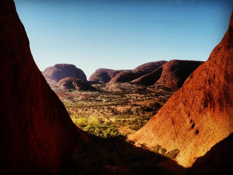 [Reisetagebuch Australien] Heute aus: Valley of the Winds