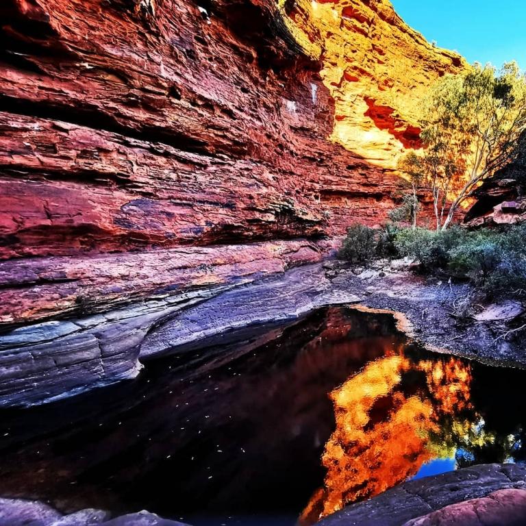 [Reisetagebuch Australien] Heute aus: Watarrka National Park