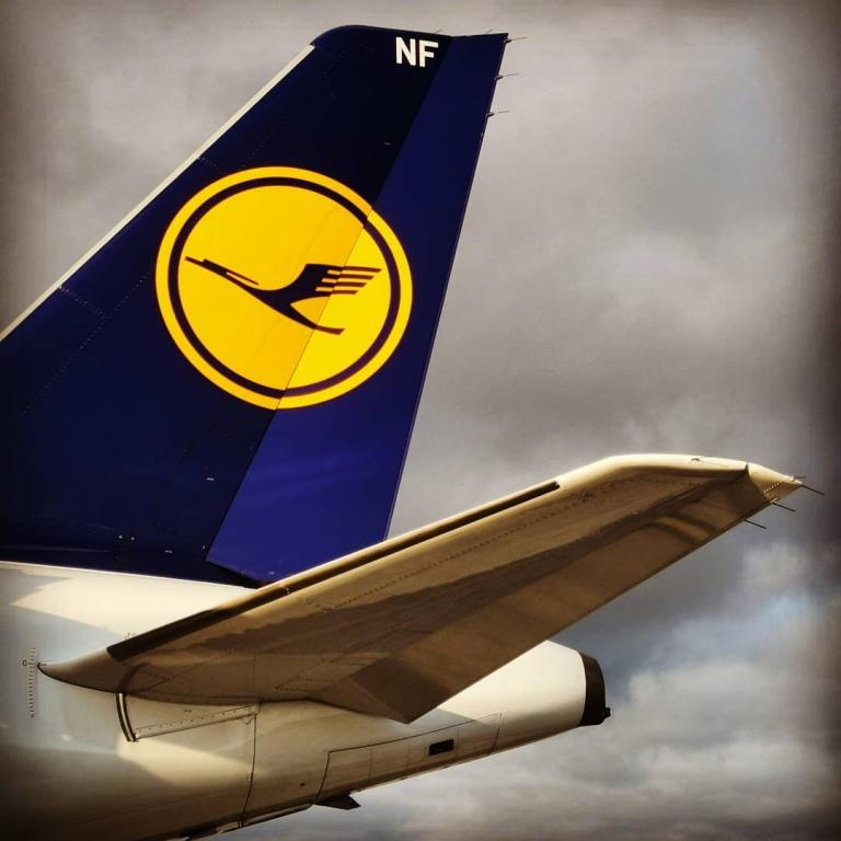 [An/auf/in der Luft]: Stockholm Arlanda Airport