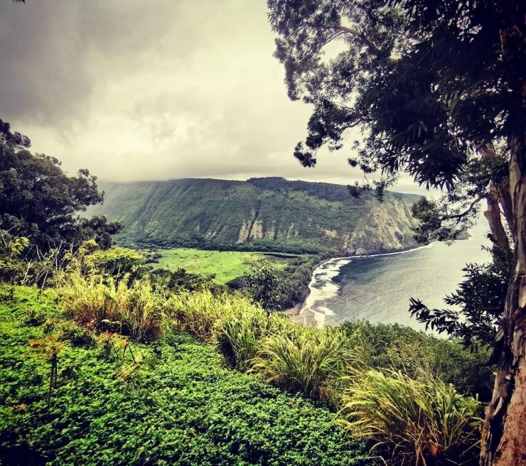 [Reisetagebuch Hawaii] Heute aus: Waipio Valley Lookout