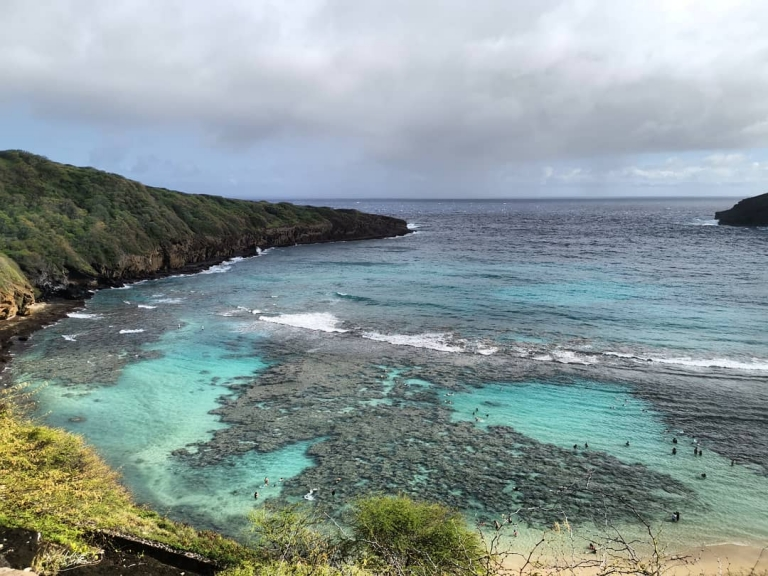 [Reisetagebuch Hawaii] Heute aus: Hanauma Bay