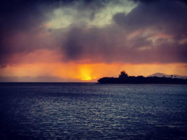 [Reisetagebuch Hawaii] Heute aus: Maunalua Bay