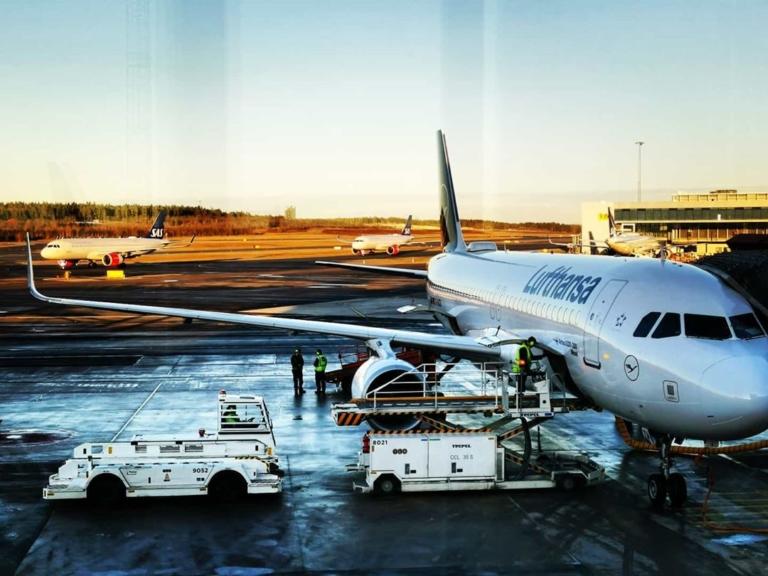 [Reisetagebuch Hawaii] Heute aus: Stockholm Arlanda Airport