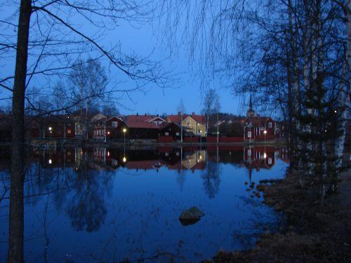 Falun/Östanfors - Östanforsån
